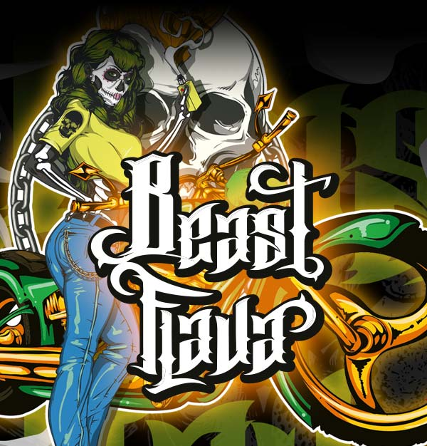Remix : Beast Flava e-liquid illustration