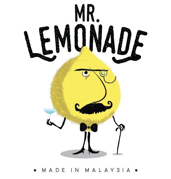 Remix : Mr Limonade e-liquid illustration