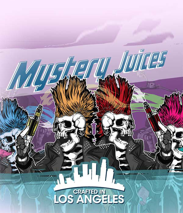 Remix : Mystery e-liquid illustration