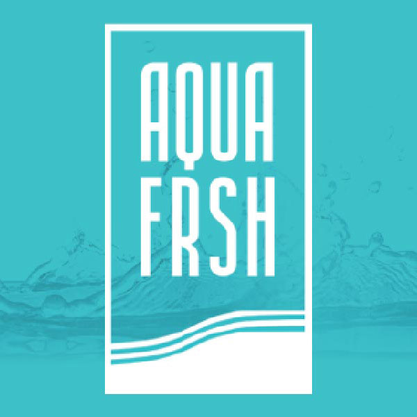 Aqua Frsh e-liquid Logo illustration