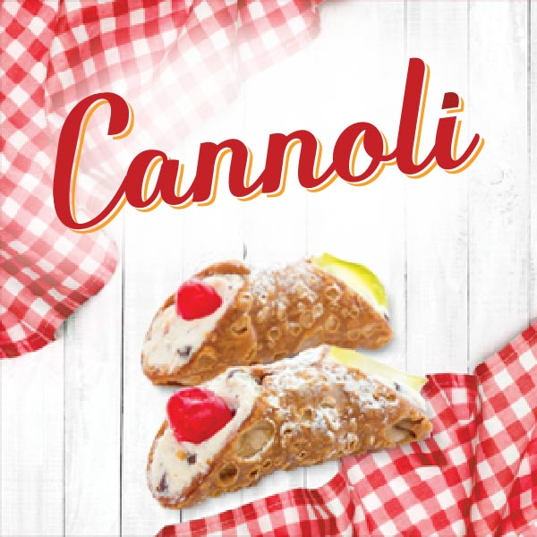 Cannoli e-liquid Logo