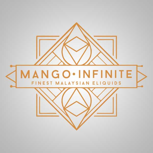 Mango Infinite e-liquid Logo illustration