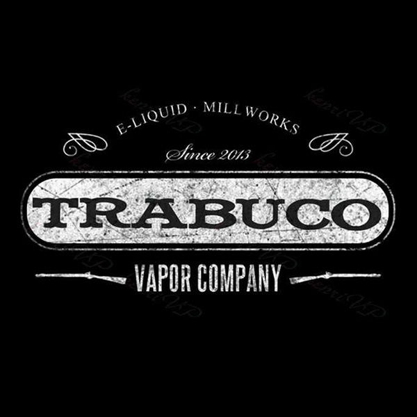 Trabuco e-liquid Logo illustration
