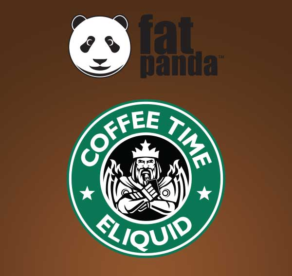 Remix : Fat Panda e-liquid illustration