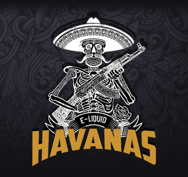 Remix : Havanas e-liquid illustration