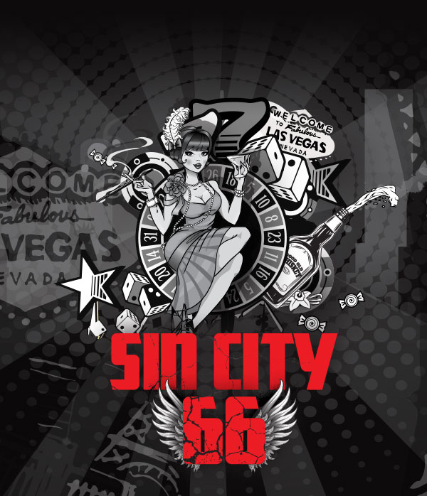 Remix : Sin City 66 e-liquid illustration