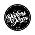 Baker's dozen e-liquid logo