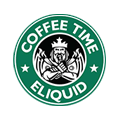 Coffee Time e-liquid logo